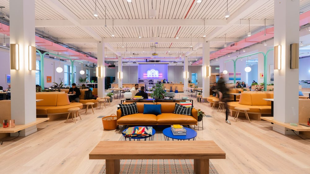 WeWork Aviation House, London