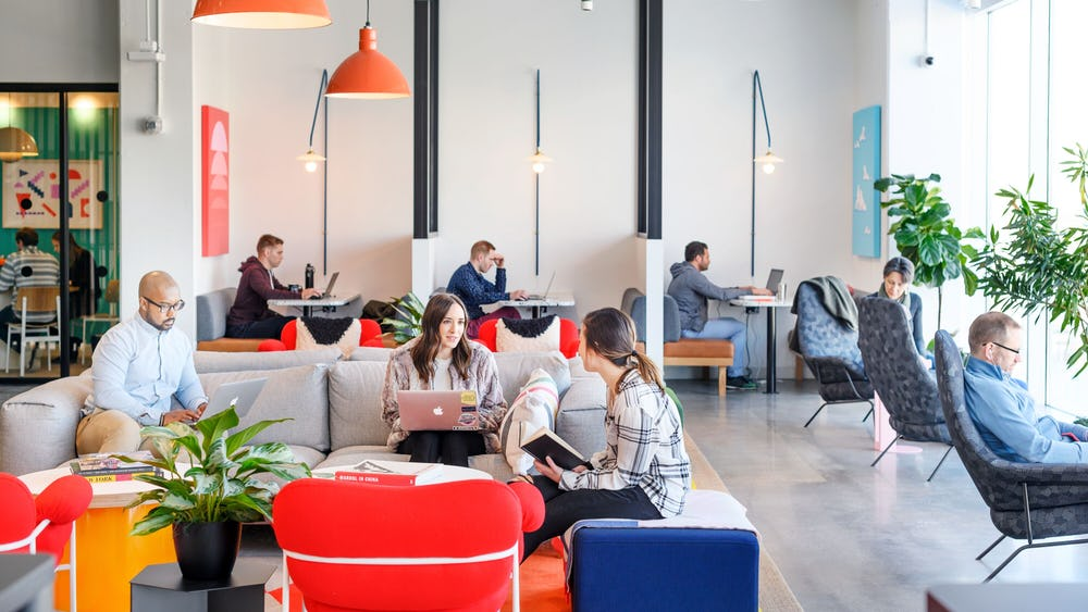 How Airbnb, Verizon, and WeWork build community and the employee experience