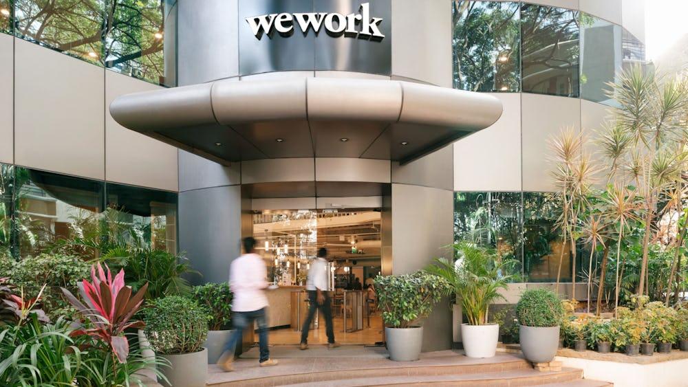 WeWork Prestige Atlanta