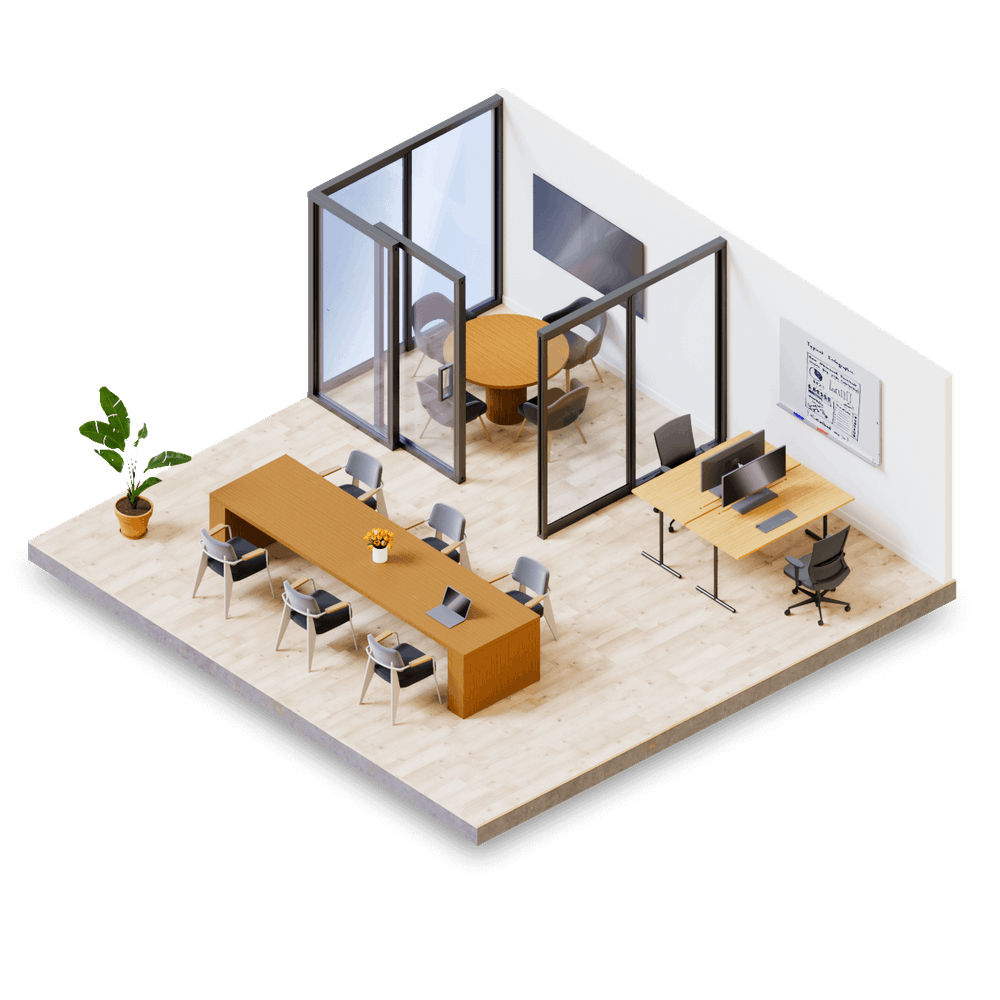 Office Suite Render