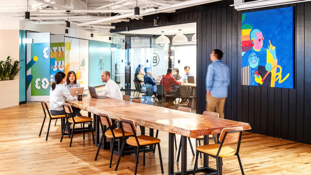 [Homepage] Six ways enterprises are leveraging WeWork's agile real estate