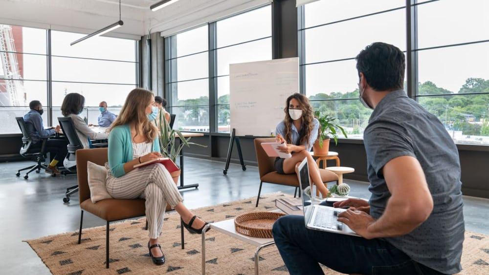 Flex Workspace Trends