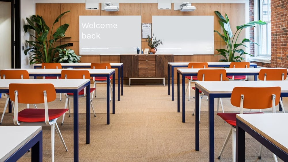 How WeWork helps universities tackle reopening in the fall