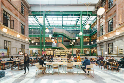WeWork | Office Space and Workspace Solutions